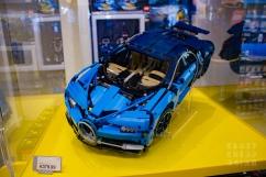 Bugatti Chiron in Lego